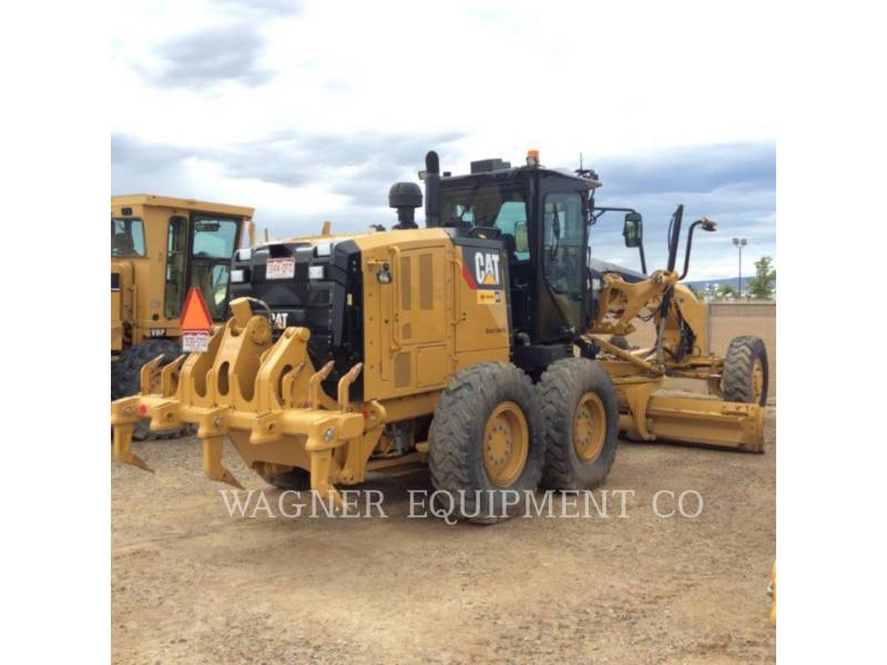 CATERPILLAR MOTONIVELADORAS 140M3 AWD equipment  photo 4