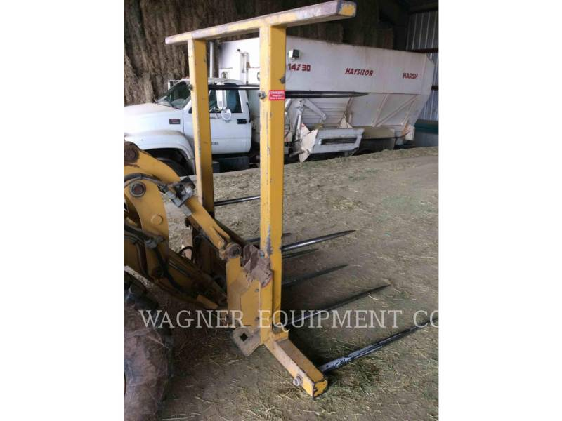 CATERPILLAR RADLADER/INDUSTRIE-RADLADER 906 equipment  photo 12