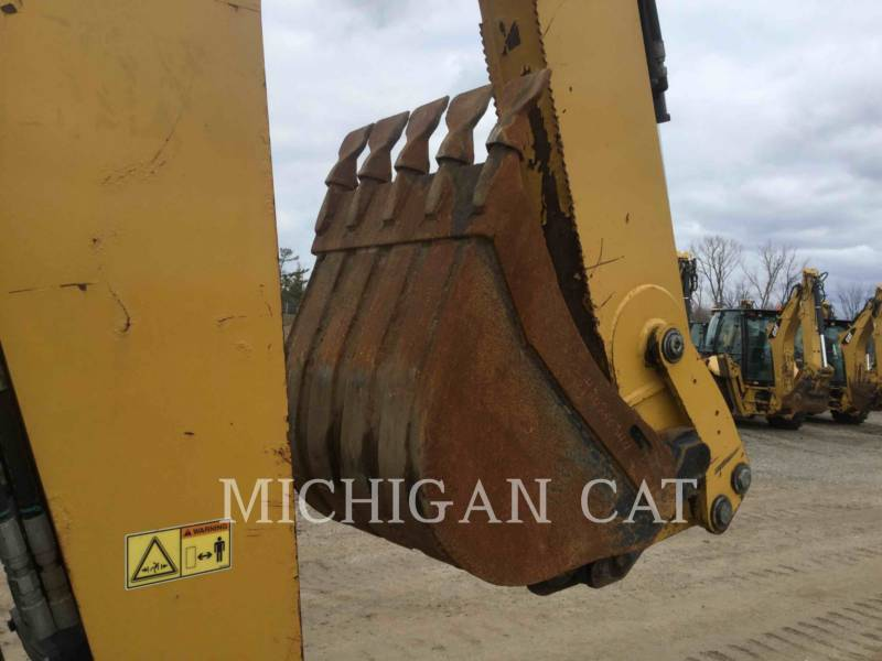 CATERPILLAR BAGGERLADER 430FST equipment  photo 17
