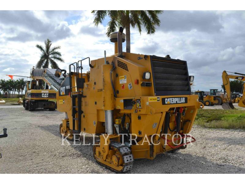 CATERPILLAR Planificadores de asfalto PM 102 equipment  photo 3