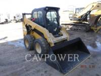 Equipment photo CATERPILLAR 242D PALE COMPATTE SKID STEER 1