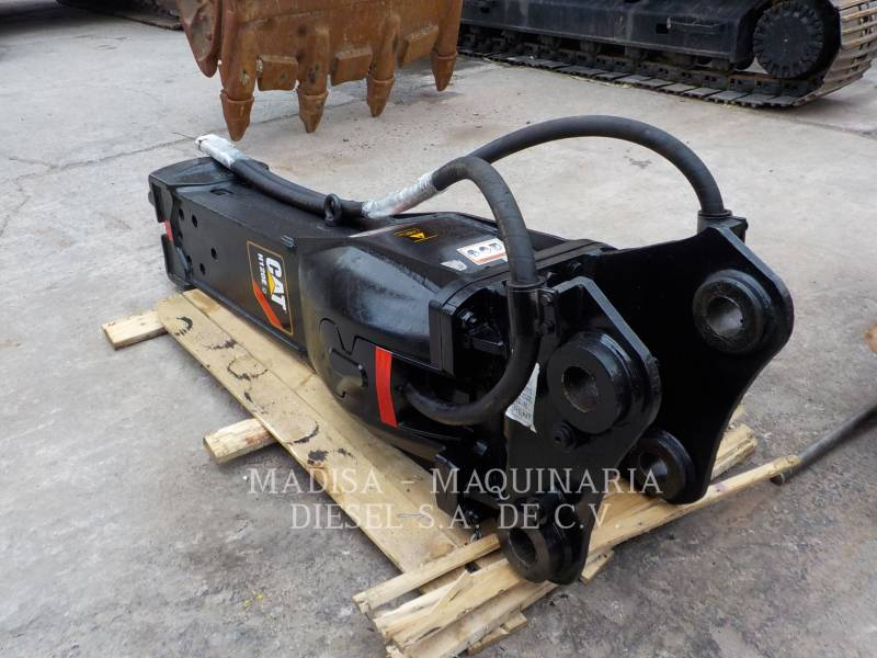 CAT WORK TOOLS (SERIALIZED) MARTELO H120ES equipment  photo 3