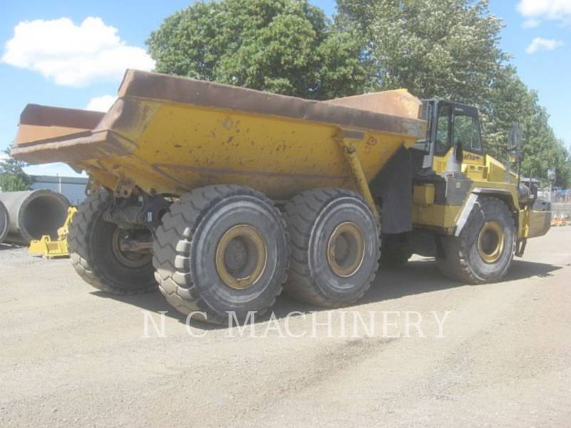 KOMATSU TOMBEREAUX DE CHANTIER HM400-2 equipment  photo 3