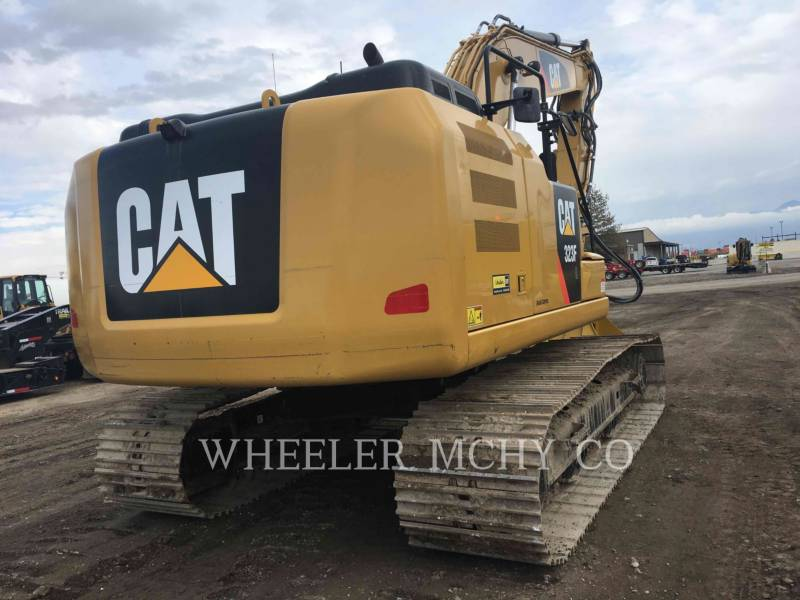 CATERPILLAR トラック油圧ショベル 323F L CF equipment  photo 3