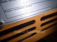 Carcasă EXCAVATOARE PE ŞENILE CX 36B equipment  photo 5