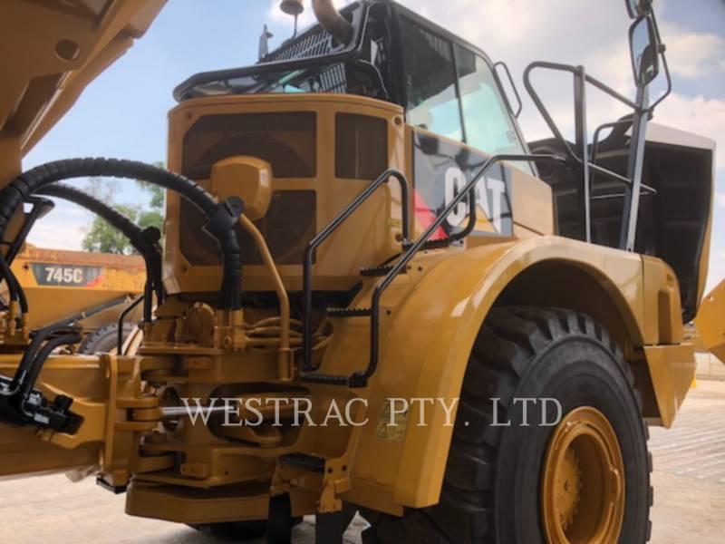 CATERPILLAR DUMPER ARTICOLATI 740B equipment  photo 9