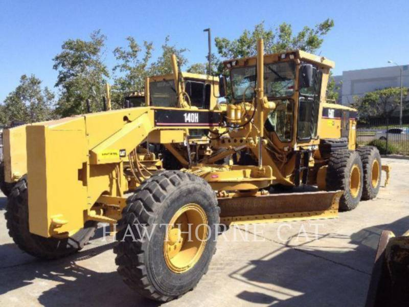 CATERPILLAR MOTORGRADER 140H equipment  photo 7