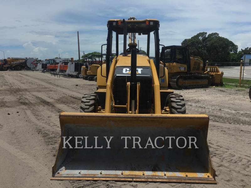 CATERPILLAR RETROESCAVADEIRAS 415F2ST equipment  photo 12