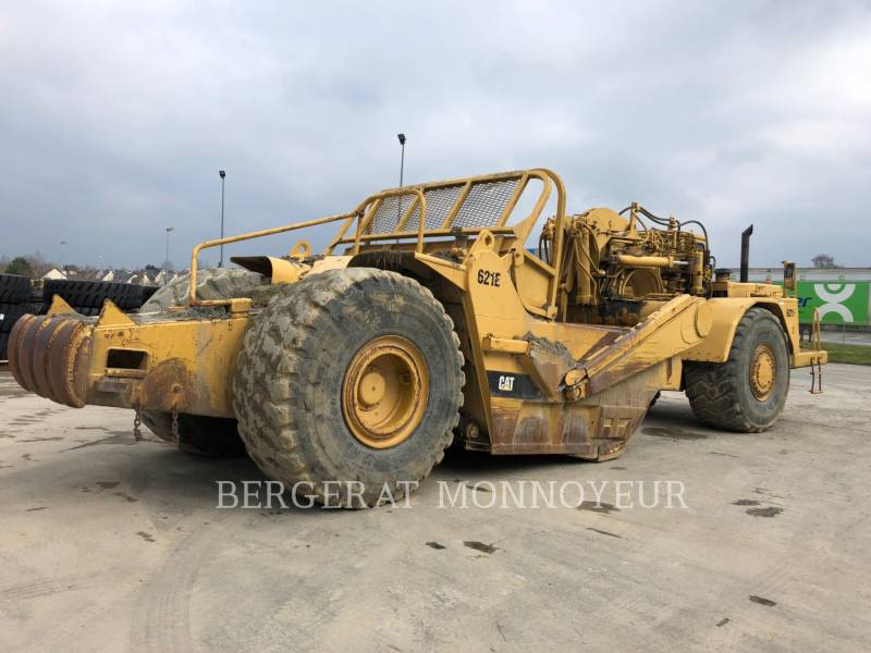CATERPILLAR WHEEL TRACTOR SCRAPERS 621E equipment  photo 7