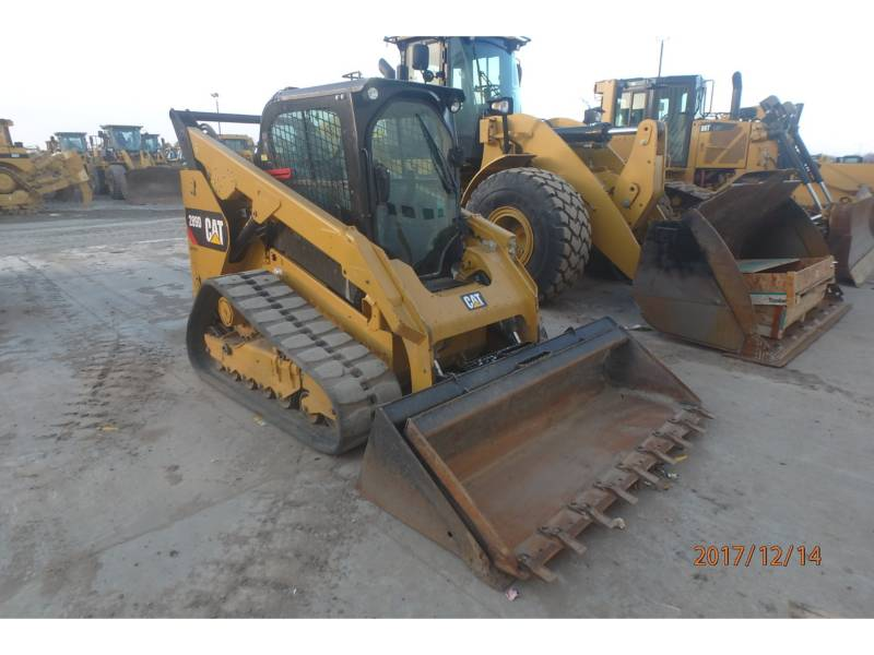 CATERPILLAR UNIWERSALNE ŁADOWARKI 289D equipment  photo 2