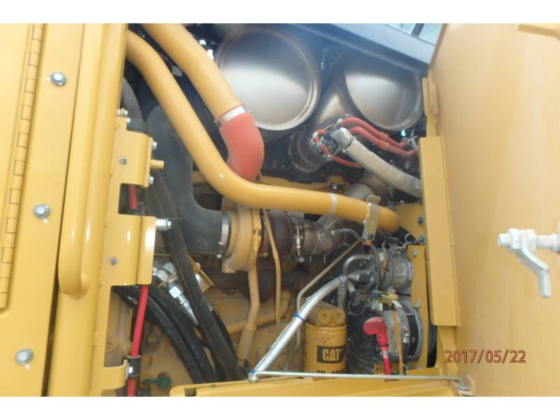 CATERPILLAR NIVELEUSES 160M3AWD equipment  photo 13