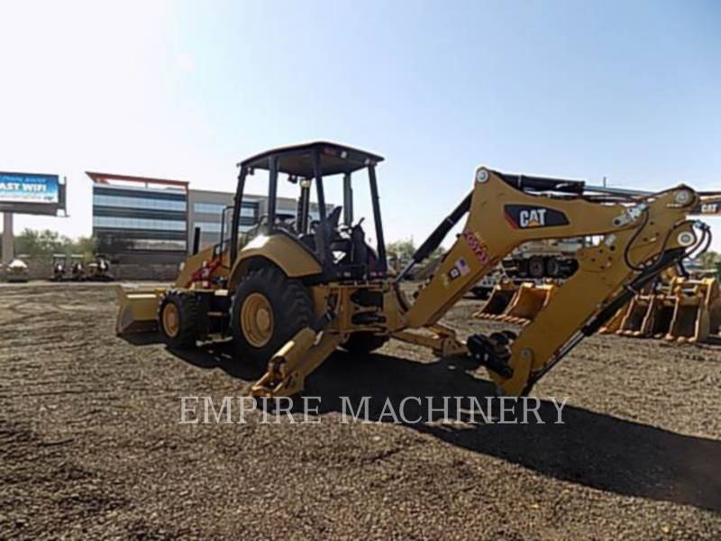 CATERPILLAR BACKHOE LOADERS 416F2ST equipment  photo 3