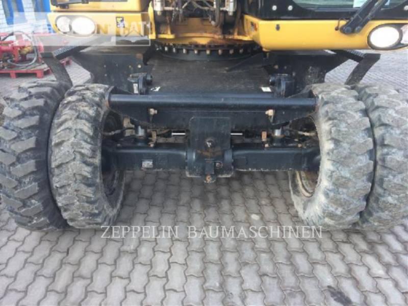 CATERPILLAR WHEEL EXCAVATORS M315D equipment  photo 9