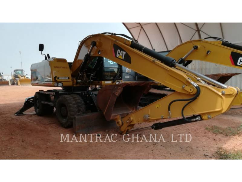 CATERPILLAR EXCAVADORAS DE RUEDAS M317 D2 equipment  photo 2