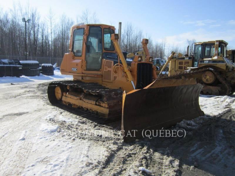 JOHN DEERE ブルドーザ 750CL equipment  photo 3