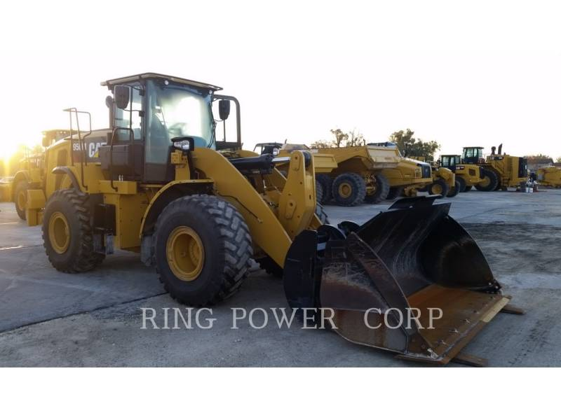CATERPILLAR WHEEL LOADERS/INTEGRATED TOOLCARRIERS 950M3VQC equipment  photo 2