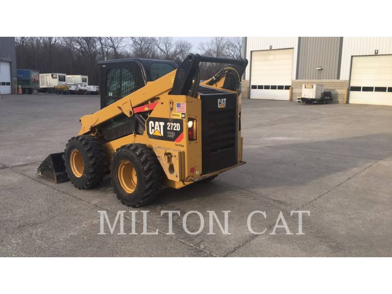 CATERPILLAR SKID STEER LOADERS 272D XHP equipment  photo 5