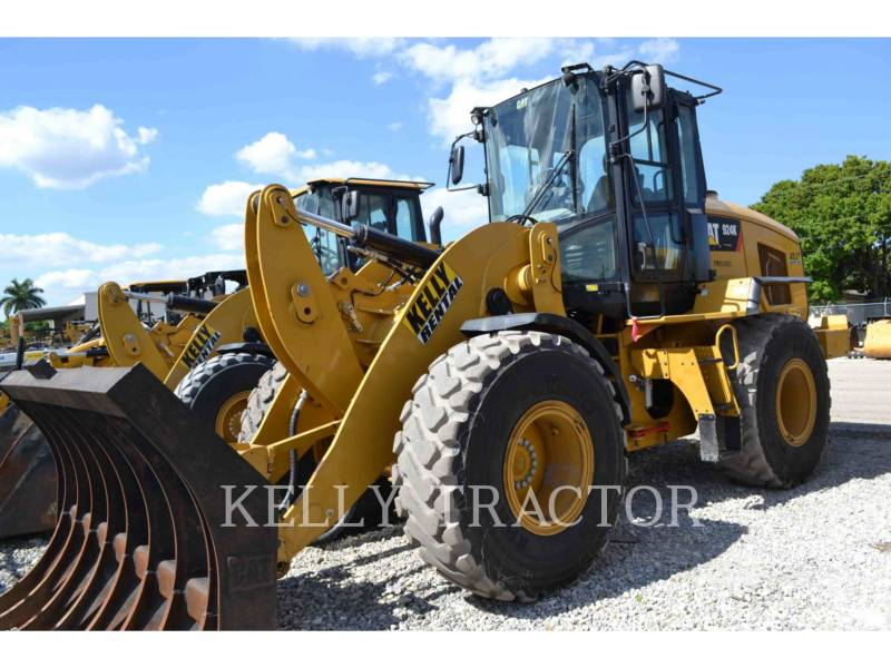 CATERPILLAR CARGADORES DE RUEDAS 924K equipment  photo 3