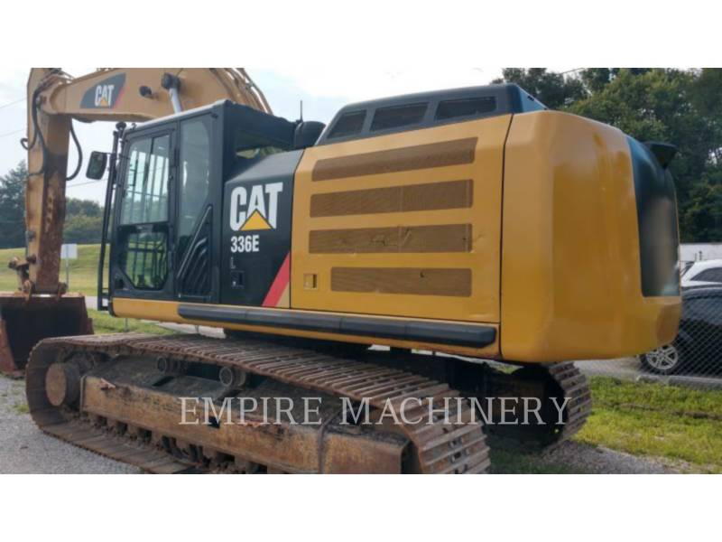CATERPILLAR TRACK EXCAVATORS 336EL equipment  photo 4