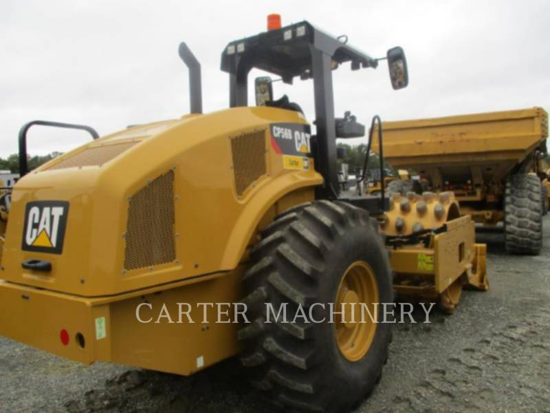 CATERPILLAR COMPACTORS CP56B CY equipment  photo 2