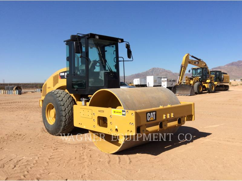 Caterpillar COMPACTOARE CS56B equipment  photo 1