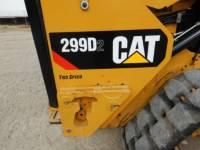 CATERPILLAR DELTALADER 299 D 2 equipment  photo 21