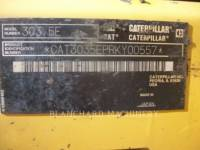 CATERPILLAR EXCAVADORAS DE CADENAS 303.5E CR equipment  photo 9