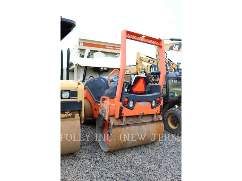 HAMM COMPACTORS HD14W equipment  photo 9