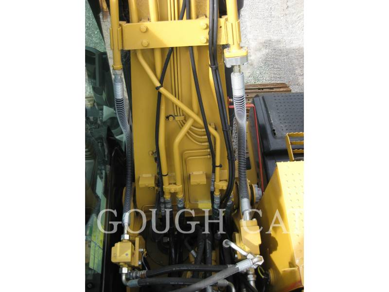 CATERPILLAR TRACK EXCAVATORS 312E equipment  photo 12
