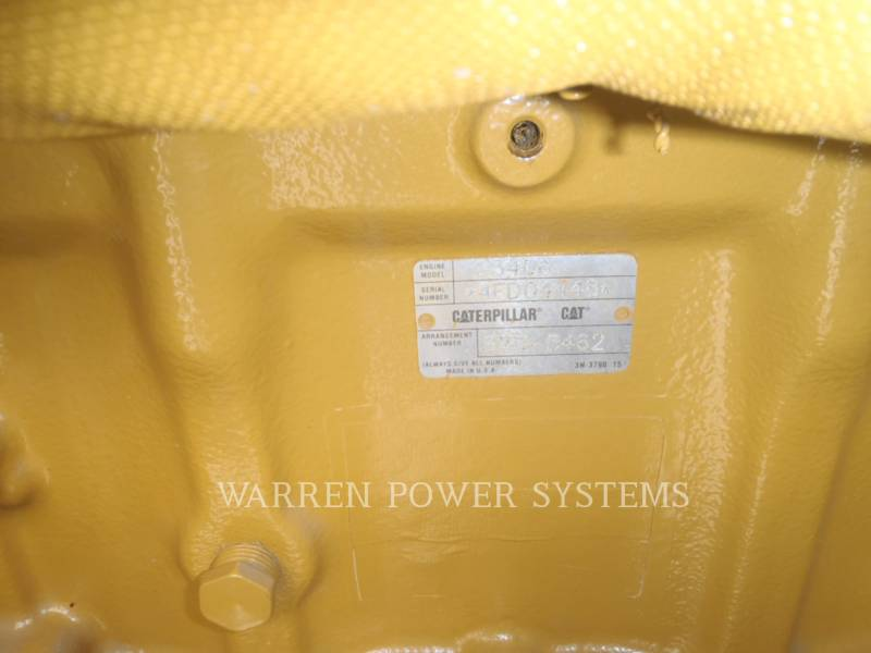 CATERPILLAR STATIONAIRE GENERATORSETS CAT G3406NA GENSET equipment  photo 2