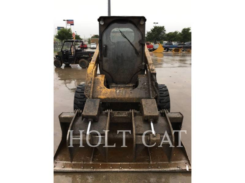 CATERPILLAR KOMPAKTLADER 262D CAB equipment  photo 3