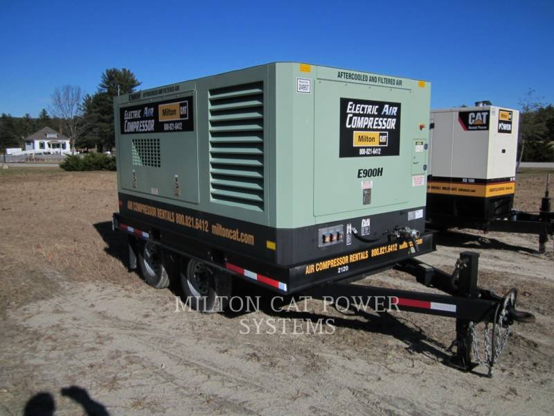 SULLAIR COMPRESOR DE AIRE 900E-HAF equipment  photo 1