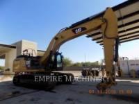 CATERPILLAR PELLES SUR CHAINES 336ELH equipment  photo 1