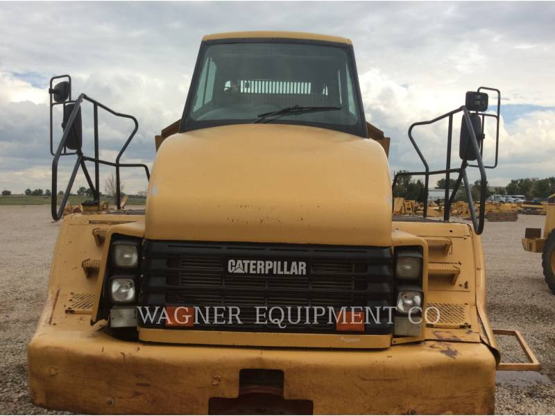 CATERPILLAR KNICKGELENKTE MULDENKIPPER 740 equipment  photo 23