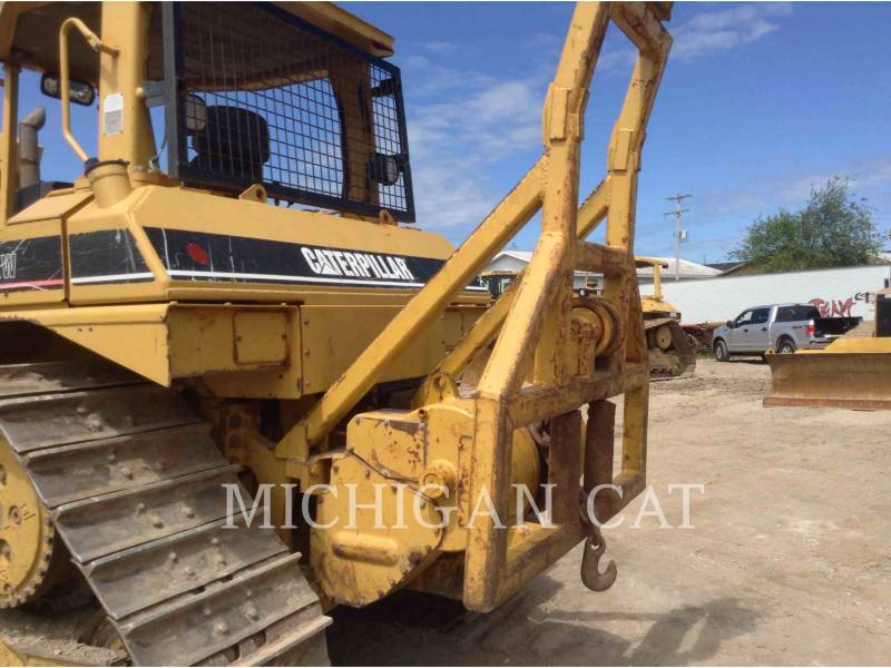 CATERPILLAR TRACK TYPE TRACTORS D6RXW equipment  photo 14