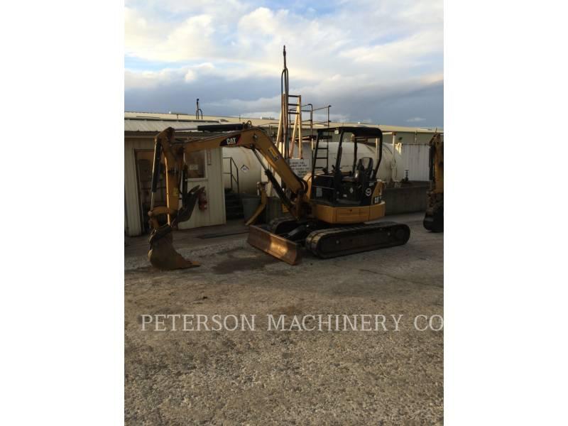 CATERPILLAR PELLES SUR CHAINES 305E CR equipment  photo 1