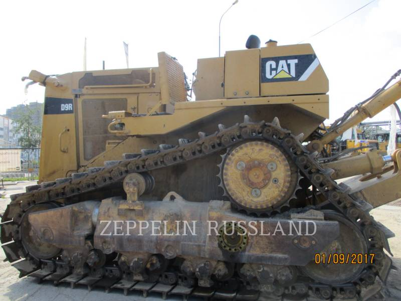 CATERPILLAR TRATTORE CINGOLATO DA MINIERA D9RLRC equipment  photo 1