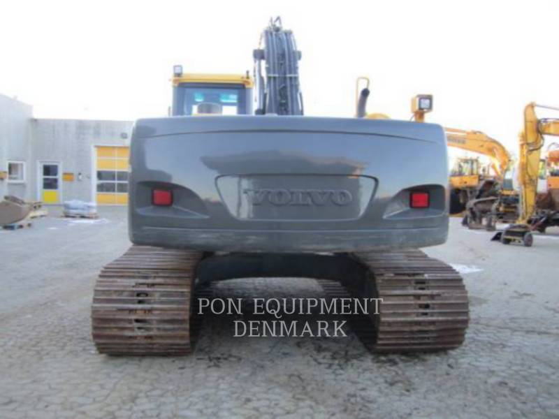 VOLVO CONSTRUCTION EQUIPMENT TRACK EXCAVATORS EC210CL equipment  photo 10