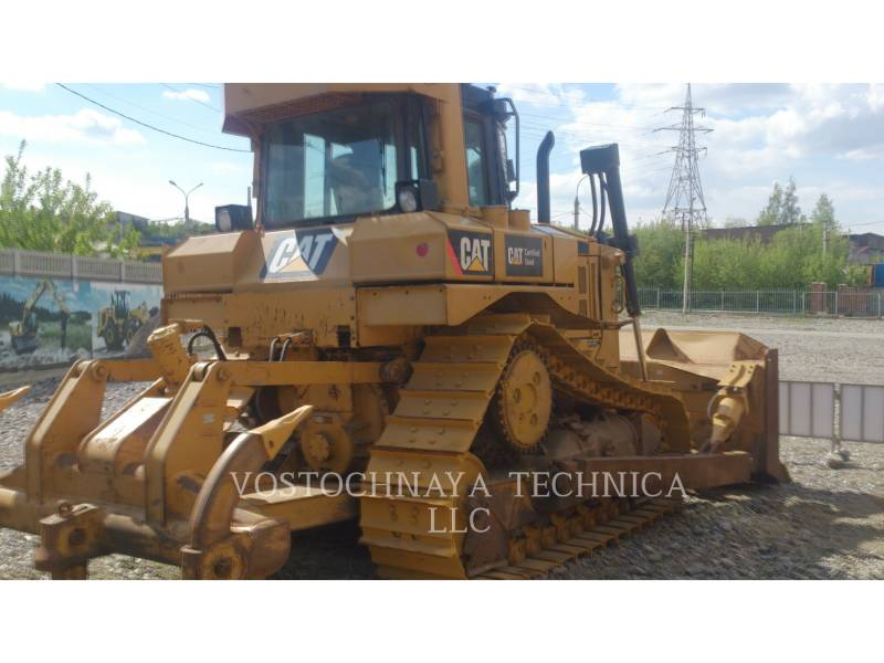 CATERPILLAR CIĄGNIKI GĄSIENICOWE D6R equipment  photo 2