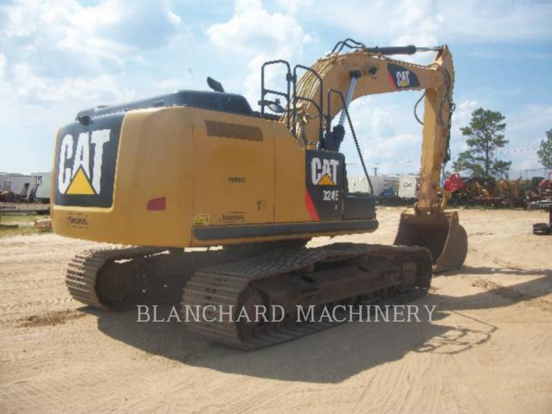 CATERPILLAR TRACK EXCAVATORS 324E RTNN equipment  photo 4