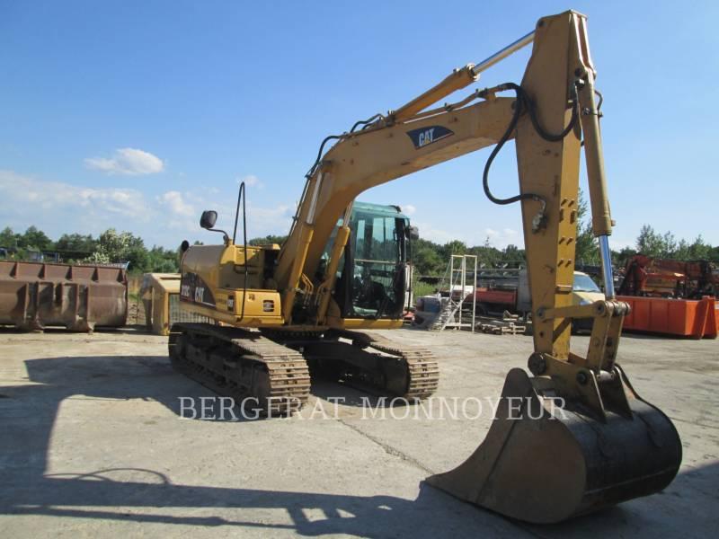 CATERPILLAR TRACK EXCAVATORS 312CL equipment  photo 4