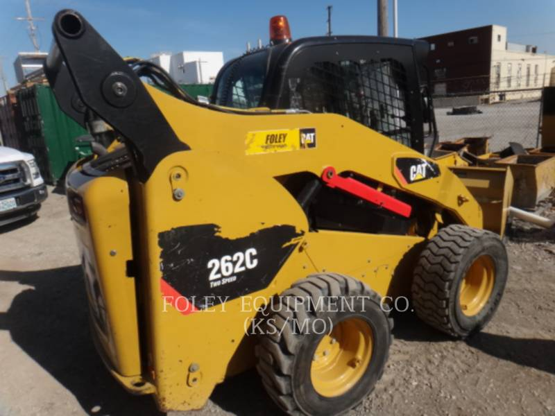 CATERPILLAR CHARGEURS COMPACTS RIGIDES 262C equipment  photo 2