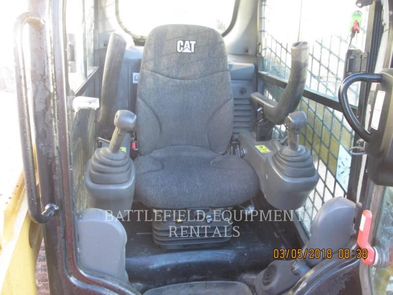 CATERPILLAR MINICARGADORAS 226D equipment  photo 11