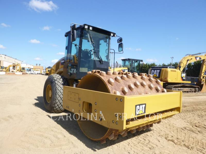 CATERPILLAR VIBRATORY TANDEM ROLLERS CS64B CB equipment  photo 5