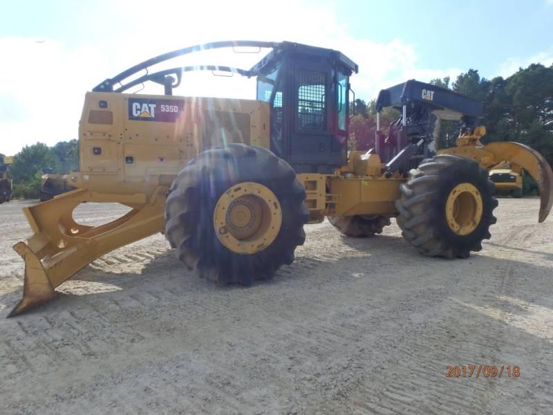 CATERPILLAR FORESTRY - SKIDDER 535D equipment  photo 5