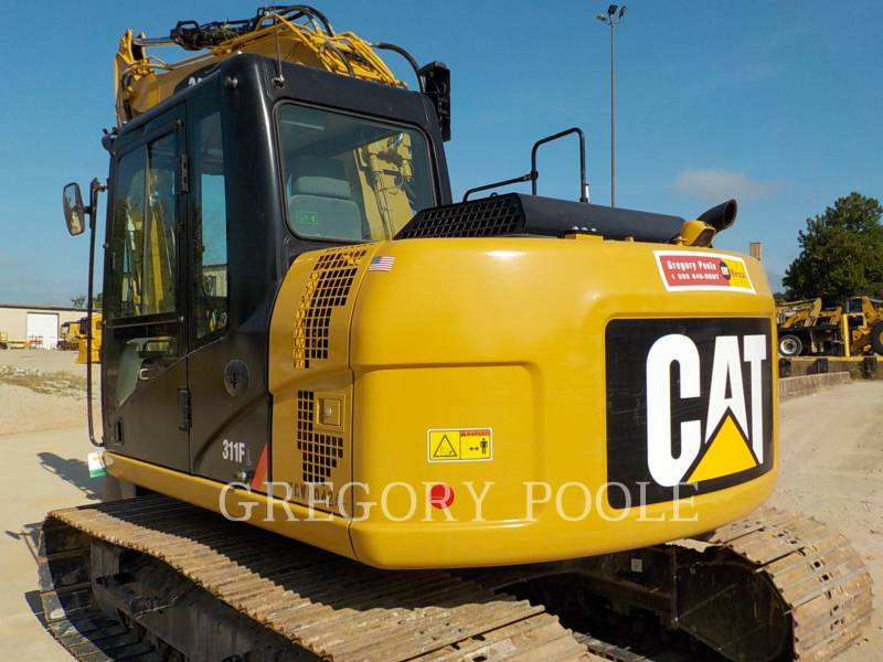 CATERPILLAR ESCAVADEIRAS 311F L RR equipment  photo 8