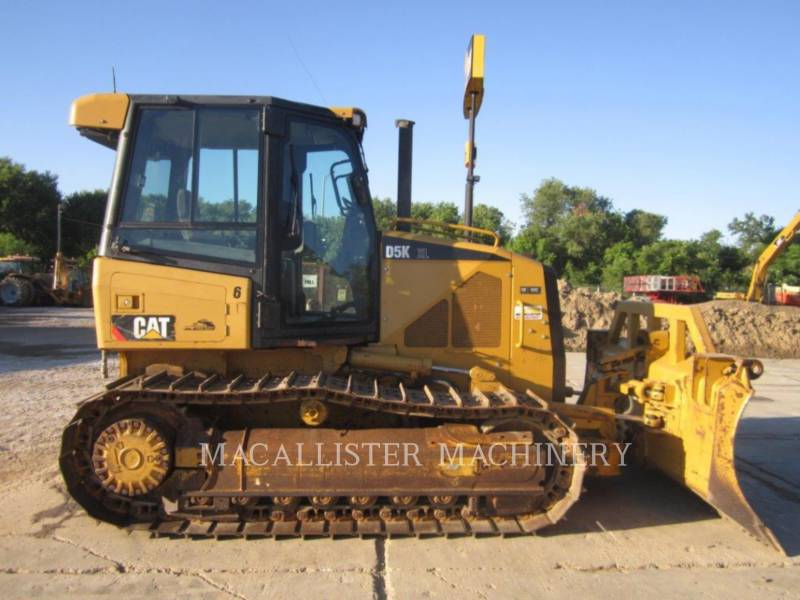 CATERPILLAR TRACTORES DE CADENAS D5K XL equipment  photo 4