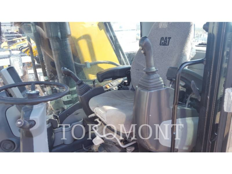 CATERPILLAR TRACK EXCAVATORS M318D equipment  photo 5