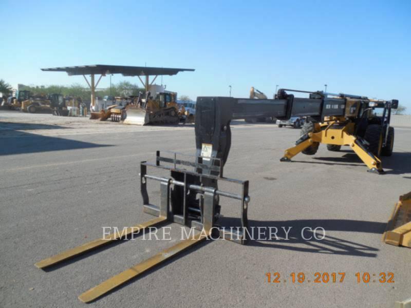 CATERPILLAR MANIPULADOR TELESCÓPICO TL1255D equipment  photo 4