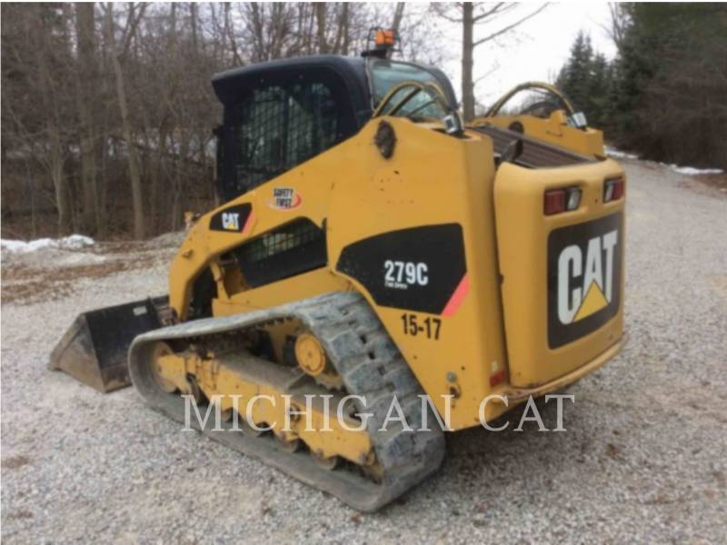 CATERPILLAR MULTI TERRAIN LOADERS 279C A2Q equipment  photo 3